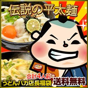 【100P商品賞】【5月レジ】伝説の平太麺4人前(220g×2)